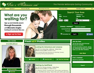 Free black millionaire dating sites