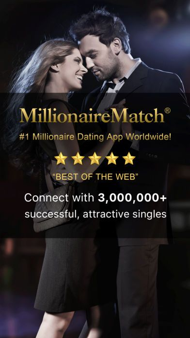 Millionaire match online dating