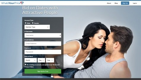 Get paid to date website