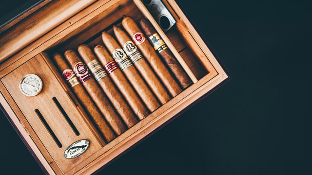 Box of Cigars